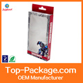 Factory offer plastic printed custom retail packaging for phone case