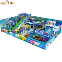 Sponge Soft Play Material and Indoor Playground Type Equipment indoor game