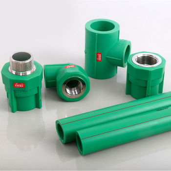 All Kinds of PPR Pipes and Fittings with high quality