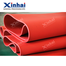 Abrasive Resistant Natural Latex Rubber Sheet for mining machine