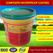Polymer cement waterproof coating JS composite waterproof coating building roof waterproof