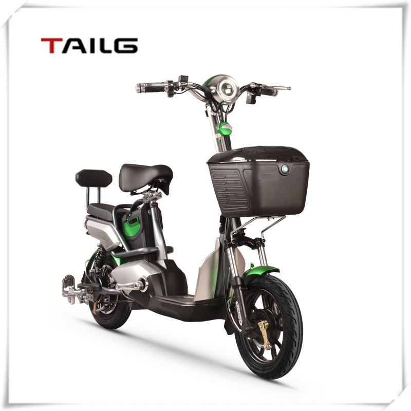 TAILG 48V12AH lithium battery 350W electric bicycle with low price for sales