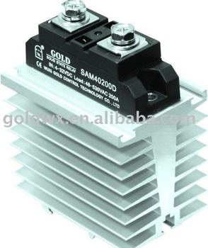 Ac solid state relay SAM40120D