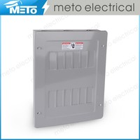 12Way 125A American Type Electrical Wall Mounting Distribution Box