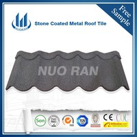 Nuoran spainish Canton Fair metal shingle kerala roof tile prices