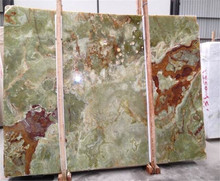Multi Color Green Onyx Marble
