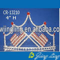 Rhinestone pageant star flag state patriotic crowns and tiaras