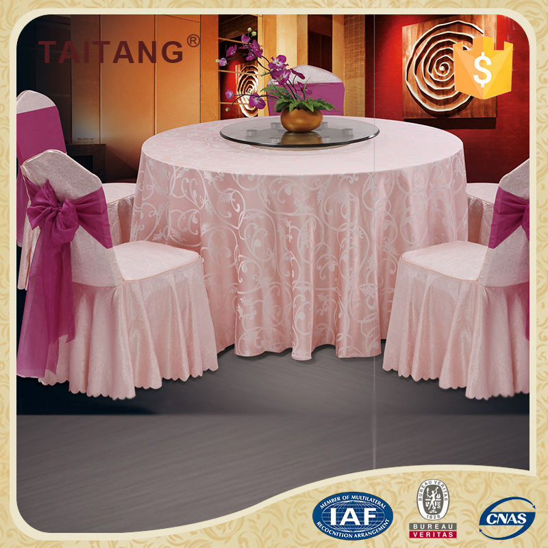 Made in china heat resistant designs round restaurant table cloth buy restaurant table cloth - Heat resistant table cloth ...