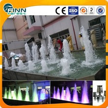 Factory sales 5m length water features public bubble handmade water fountain