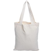 wholesales hand paint blank cotton tote plain bag