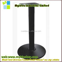 Adjustable Metal steel table legs /round furniture legs / chrome plated legs ISO9001:2008