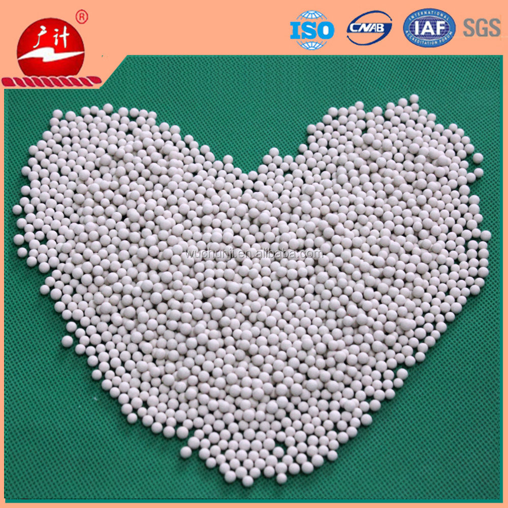 Water treatment chemical arsenic powder 3A molecular sieve for ethanol adsorption