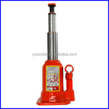 Two Stage Hydraulic Bottle Jack Double Ram/Lift Mini Small Oil Auto And Screw Extension/Welding Hydraulic Bottle Car Jack