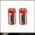 IMR 18350 battery 3.7V li-ion 1200mAh battery for ego q battery