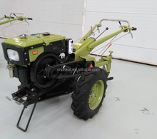 Agricultural equipment Farm Machinery mini walking tractor