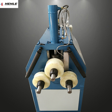 small roller plate pipe rolling machine
