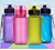 wholesale china factory custom personalized sport drink bottle promotional cheap plastic water bottle