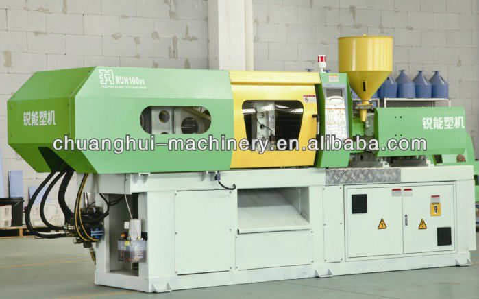 Plastic injection moulding machine CHX 168T