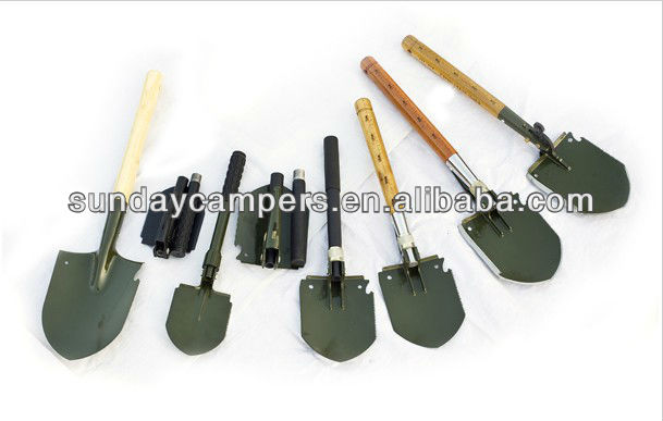 WJQ-308 Chinese army Multifunctional Military Shovel Emergency Tools