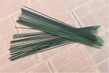hot sale cheap artificial flower stems for sale, plastic flower stems