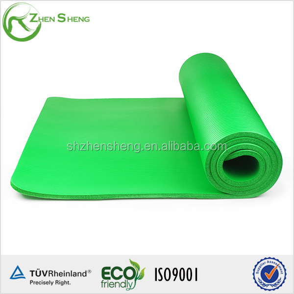ZHENSHENG Yoga Mat Bodybuilding soft no toxic