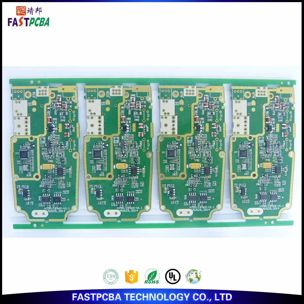 Mod Chip PCB Board Industrial Automation Design Vendor Offers Music and Light PCB Boards