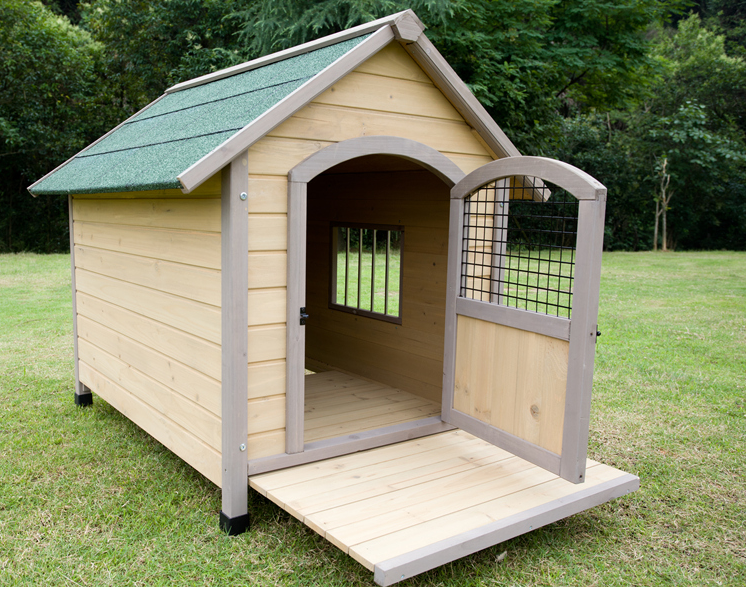 Cheap Dog Cage Wooden custom Decorative Dog Houses