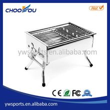 Most popular hot-sale soccer barbecue mini charcoal bbq grills