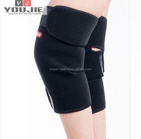 Neoprene tourmaline knee pad magnetic knee sleeve