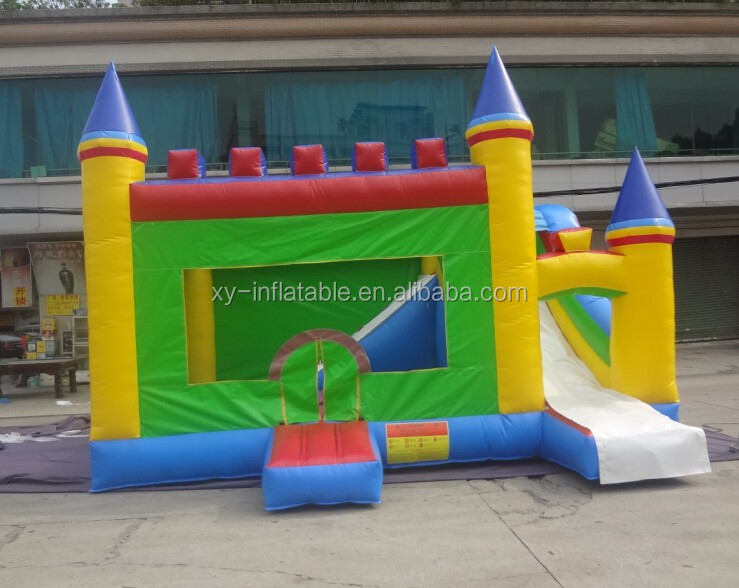 house designs inflatable jumping bounce/jumping bouncer