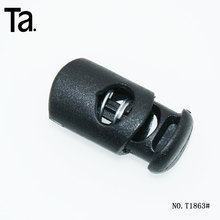 Plastic Accessories plastic buckle/snap hook / toggle stopper for bags