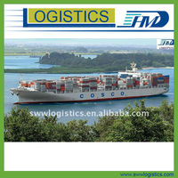DDP/DDU sea shipping logistics service from China Shenzhen to Osaka Japan