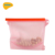 Manufacturer Fresh Bag Food Storage Silicone Vacuum Bag With Zip