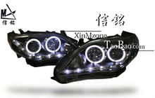 High quality car specific head lamp for Toyota Corolla head lamp 2011 2012
