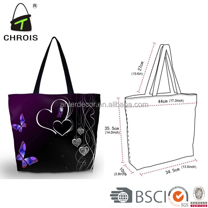 trendy high-capacity shoulder bags shopping,custom printing tote bags blank concise wholesale bags