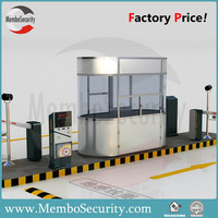 MemboSecurity Smart Car Parking System for Vehicle Access Control Management