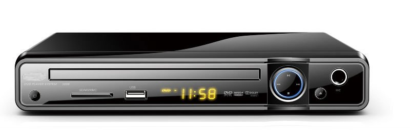 2017 Home DVD player 1008 with micro system