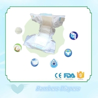 OEM Cheap Price Disposable Super Absorbency Baby Diapers