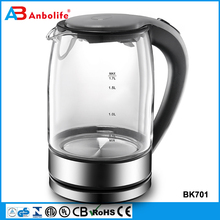 Anbo Wholesale price electric kettle, stainless steel electric caldron