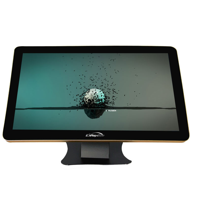 WIFI Capacitive touch screen 21.5 inch all in one computer