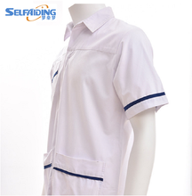 Chinese Factory Wholesale Nurse Uniform Professional Hospital Staff Uniforms Medical scrubs