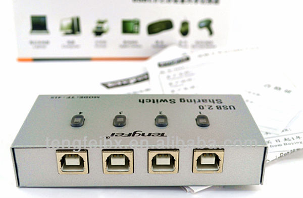 High Quality usb card sharing (TF-475A)