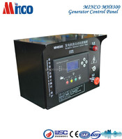 Diesel Genset Intelligent Automatic Control Panel MH8300