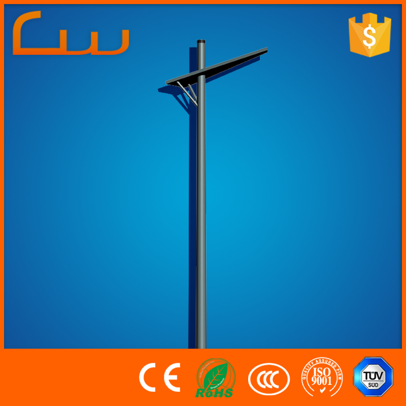 china high click decorative outdoor high quality street light poles