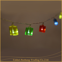 Fast supplier copper clear wire led string light,christmas led light chain