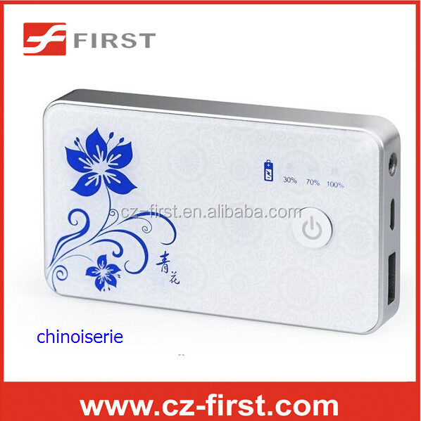 smartphone external battery 3500mah power bank for mobile phone