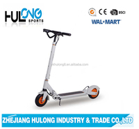2016 new product folding two wheels electric scooter electrical scooter for adults