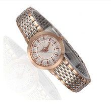 2014 Luxury Bracelet Weiqin Watch Ladies Gold Wrist Watches