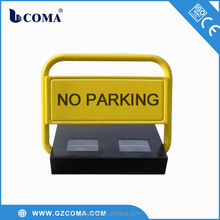 china remote control car parking lock for outdoor parking spaces