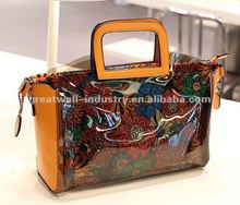 2012 Lady Fashion Plastic Fashion Bag
